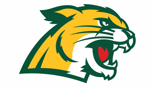 Northern Michigan Wildcats Logo