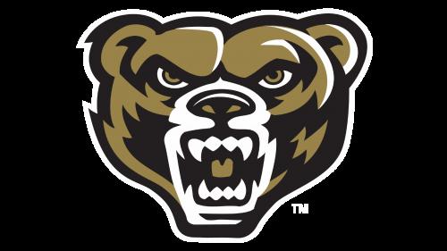 Oakland Golden Grizzlies Logo