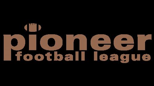 Pioneer Football League logo