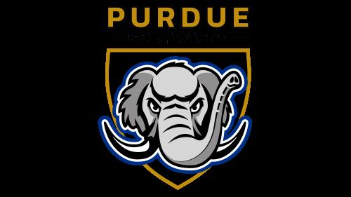 Purdue Fort Wayne Mastodons logo