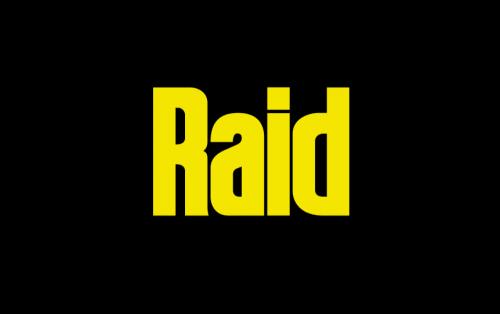 Raid Logo-1991