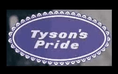 Tyson Foods Logo-1967-72