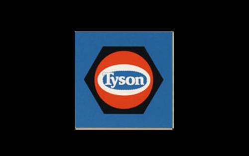 Tyson Foods Logo-1972-1978