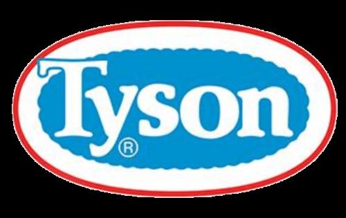 Tyson Foods Logo-1972-78