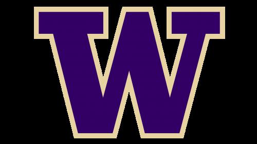 Washington Huskies logo