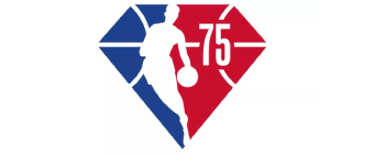 NBA rolls out its 75th anniversary logo