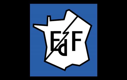 EDF (Électricité de France) Logo 1946
