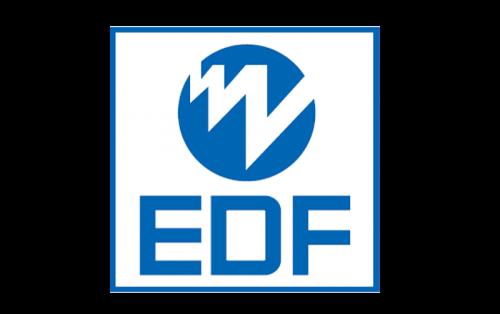 EDF (Électricité de France) Logo 1972