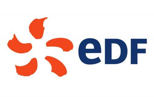 EDF (Électricité de France) Logo