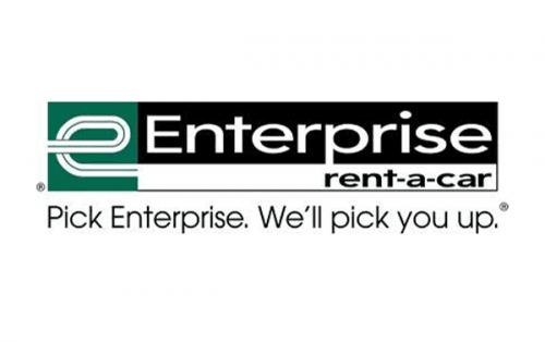 Enterprise Rent-A-Car Logo 1995
