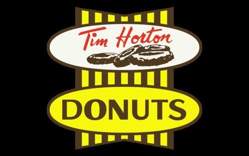 Tim Hortons Logo 1964