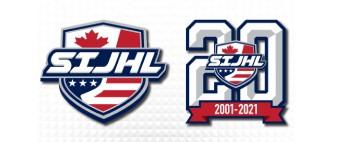 SIJHL presents new logo and 20th anniversary emblem
