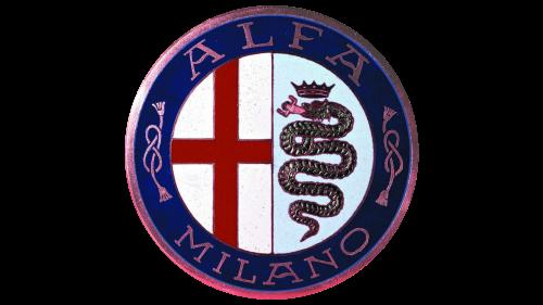 Alfa Romeo logo 1910