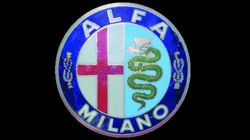 Alfa Romeo logo 1912