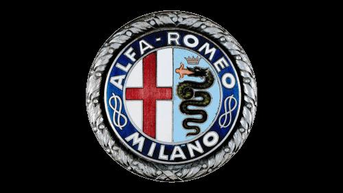 Alfa Romeo logo 1925