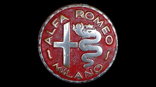 Alfa Romeo logo 1947