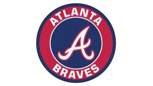 Color Atlanta Braves Logo