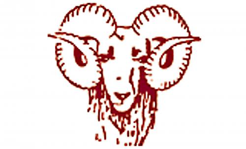 Fordham Rams Logo 1941