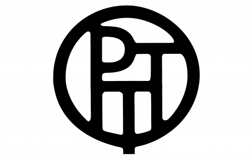 La Poste Logo 1953
