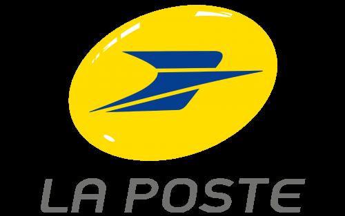 La Poste Logo 2012