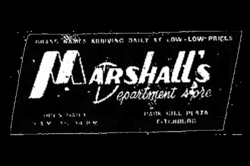 Marshalls Logo 1956