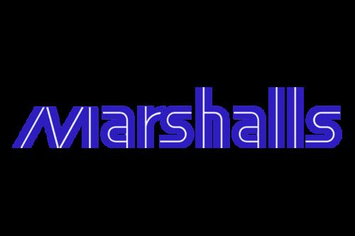 Marshalls Logo 1974