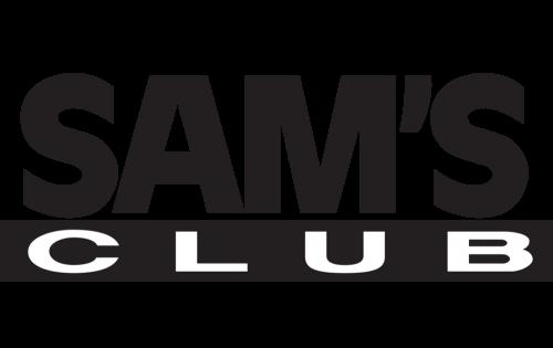 Sam's Club Logo 1990