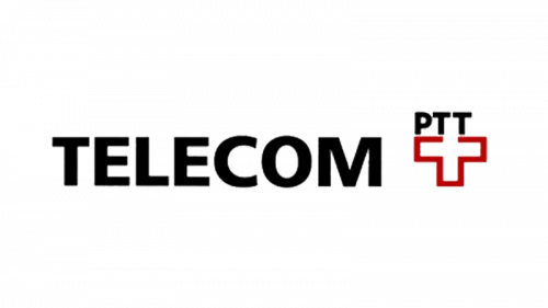 Swisscom Logo 1993