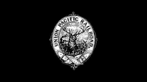 Union Pacific Logo 1868