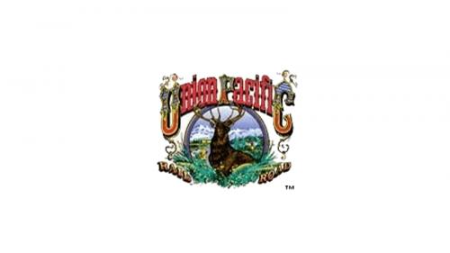 Union Pacific Logo 1869