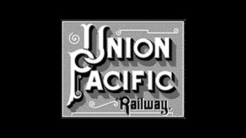 Union Pacific Logo 1884