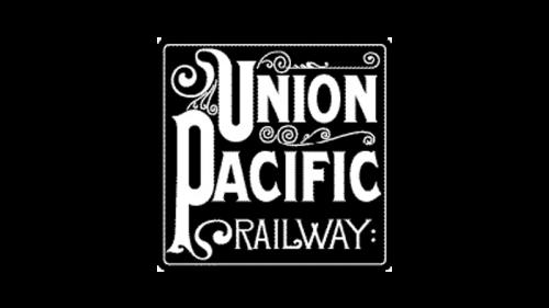 Union Pacific Logo 1885