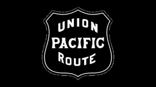 Union Pacific Logo 1887