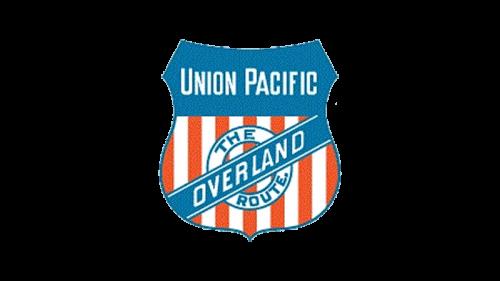 Union Pacific Logo 1888