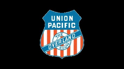 Union Pacific Logo 1889