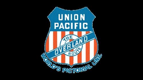Union Pacific Logo 1893