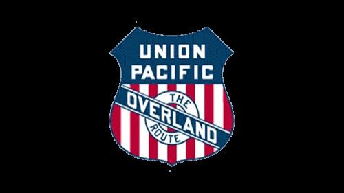 Union Pacific Logo 1904