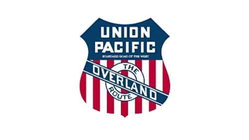 Union Pacific Logo 1912