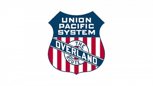 Union Pacific Logo 1914