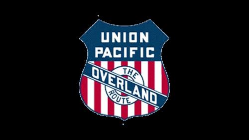 Union Pacific Logo 1933