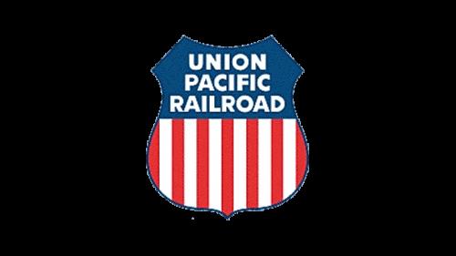 Union Pacific Logo 1950