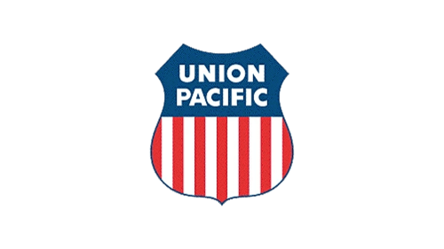 Union Pacific Logo 1969