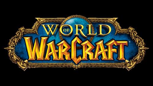 World of Warcraft Logo 2004