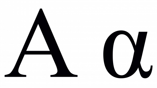 alpha greek symbol