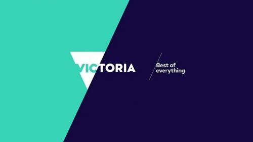 logo Victoria State