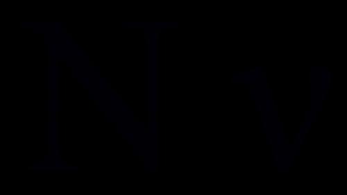 nu greek symbol