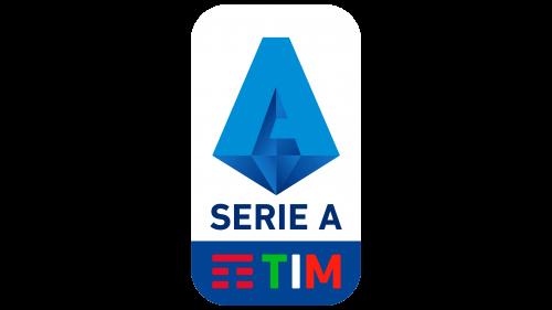 Italian Serie A TIM Logo 2019