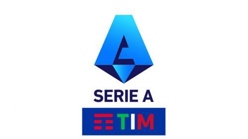 Italian Serie A TIM logo
